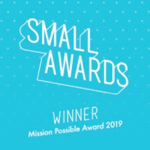 Small Awards Winner - Mission Possible Award 2019